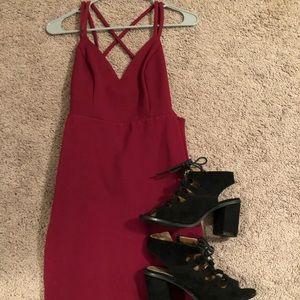 Fashion Nova Strappy Dress